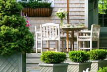 Outdoor Spaces / by Ashley Means