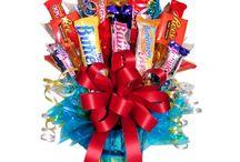 Candy Bouquet  / by Adriana Valenzuela