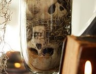 halloween / halloween decor ideas / by Misty Ungricht
