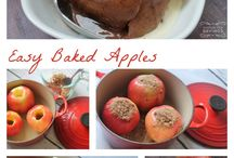 Fall Recipes / by Chantel Pulley