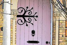 Doors / by Everyday Gourmet (Linda Rausch)