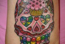 Tattoos!! Ideas for my next few!! / by Sara Baird-Johansen