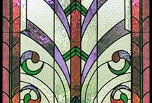 Stained glass / by Diana Rehfield