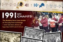 Superbowl Graphics / Washington Redskins Superbowl Graphics  / by Washington Redskins