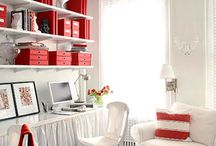 Office/Craft Rooms / by Marie {Blooming Homestead}