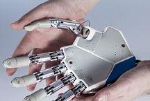 Bionic Hand / by Bimo Wahyudi