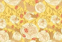 Pretty patterns / by Jasmine Tell