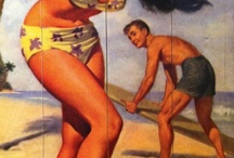 Vintage Florida Inspiration / Images of Vintage Florida / by Art of the Pin-Up Girl