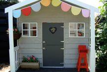 playhouse inspiration / by Clara Alexander-Fennell