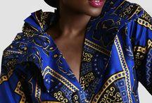 African Fashion / Haute Couture  / by Nana Duah