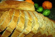 Bread / by Judy Cowling
