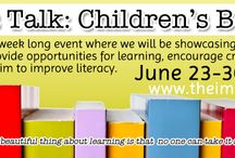 Let's Talk: Children's Books Event / by The iMums