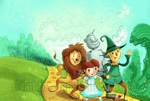 Wizard Of Oz / by Michael