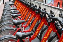 Capital Bike Share / Capital Bikeshare puts over 2500 bicycles at your fingertips.  / by Montgomery County Tourism