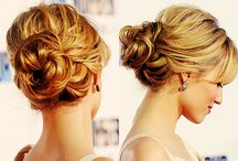 Hair Styles / Bridal, Prom, Quinceanera or any special occasion. / by Lourdes Franchi