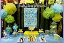 Oh the Parties I could throw!! / Party ideas / by Amanda Adkins