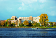 Our Venue / UW Oshkosh Alumni Welcome and Conference Center serves as the new front door to the University of Wisconsin-Oshkosh campus.  / by UW Oshkosh Alumni Welcome & Conference Center