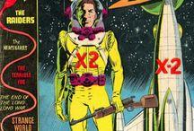 Comic Books / by Kenneth Hylbak