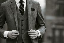 Manly style / Men's style / by Jessica M