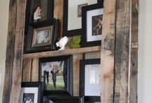 Pallet Ideas / by Mary Henaghan