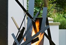 fireplaces / by Lori Arnold