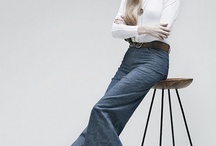 Spring Denim / How they wear spring denim / by Derek Lam