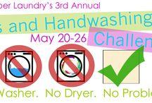Flats & Handwashing Cloth Diapers / by Diaper Shops
