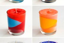 DIY Crafts { Candle Making } / by Charmios