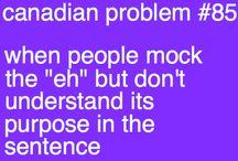 Oh, Canada! / by Jenn Kushnir