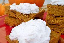 Pumpkin! / All pumpkin recipes / by Cheryl Hall