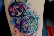 Neat tattoos / by Heidi Roberts