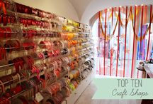 Indie Shop Displays / inspiration and ideas for dressing my shop / by Deanne Evans