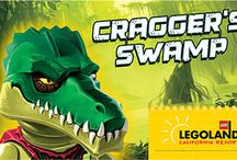 LEGO® Legends of Chima Water Park / by LEGOLAND California
