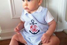 Baby boy clothes, / by Paulette Fissel