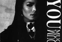 Janet Jackson / by Alyssa Hegwood