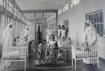 Hospitals, Asylums and Alike / by Nati Mosi