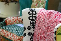 projects upholstery / by Sandy Graves