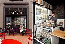 un cafe, s'il vous plait / by Michelle Beatty