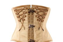 Lace It Up! / I love corsets, so this board is pretty much nothing but corsets! / by Kelley Hix