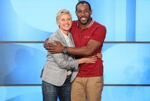 Season 11 Photos / Season 11 has started!  Check out these photos throughout the season for your sneak peak into the world of Ellen. / by Ellen DeGeneres