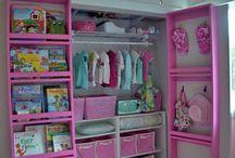 Organization ~ Closets & Entryways / by Organizing Homelife