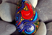 Rox / Hand painted / by Sharise Latham