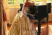 Pianos / by Colleen Hamilton