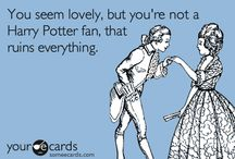Harry Potter / by Clara Mueller