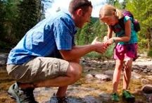 Outdoor Adventures - Let's GO! / Summer camp season may be over, but don't let that stop you from getting outside and having some amazing outdoor adventures!  Here are some great ideas for enjoying the outdoors that are easy, creative, educational and fun! / by Girl Scouts NorCal