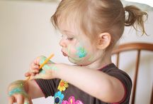 Face Paint Hobby / tips, ideas, how-to's / by Victoria Bacon