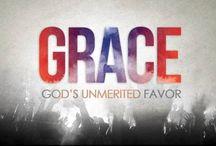 Grace  / God's Grace! / by Lea Lambert