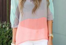 Cute Clothes! / by Tamara Mclaughlin