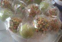 Cake Pops / by Pamela's Heavenly Treats