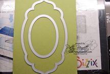 Stampin' Up! Die cuts/Framelits / by Be Creative With Nicole